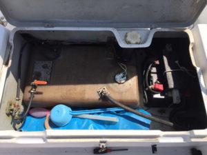 燃料タンク 115リットル